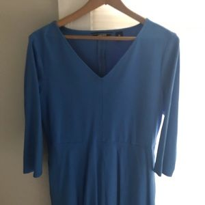 Lands end fit and flare midi Pointe dress size M